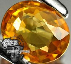 0.48 Ct Yellow Songea Sapphire $178.00 Retail Price: $532.00 You Save: $354.00 (67%)   Item No: 195458 0.48 Ct Golden Sunrise Yellow Natural Sapphire (VS1). A Perfect Brilliant Oval Songea Gem. 5.80 x 3.90 x 2.50 mm, Unheated, Songea Tanzania. To see more fabulous products, varieties , discount, visit our store www.mega-estore.in