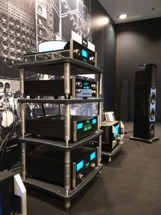 First picture from Audio Video Show in Poland #bassocontinuo #mcintosh #hificlub
