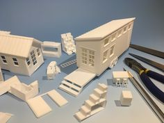 Would you like one of myfirst 3D printed tiny house models? Today only, I'm running a giveaway – and you could win a tiny house scale model. You canenter athttp://bit.ly/3Dtinyhouse. This is the second version of my 3D Printed Tiny House Scale Model. I'm learning so much about 3D printing and making improvements to the …