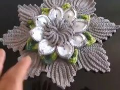 Most current Free Crochet Doilies tutorial Thoughts Good Images Crochet Doilies Tutorial Crochet Flower Tutorial, Crochet Flower Patterns, Doily Patterns, Crochet Motif, Crochet Flowers, Crochet Stitches, Crochet Doilies, Diy Crafts Crochet, Crochet Home