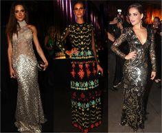 Os looks do Baile da Vogue 2014