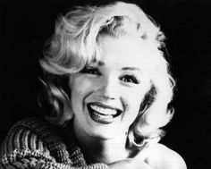 Smile. Happy. Marilyn.