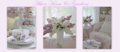 Aiken House & Gardens ~~ Truly Beautiful blog!!  Love her pics and want to go see so many of the places in same!!  <3