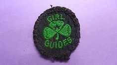 Girl-Guides-Second-Class-Badge