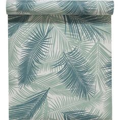 Papier peint intissé Feuille de palme vert 16,90€