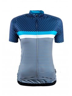 offer a fine range of cycling apparel our customers are proud to be seen in — both on the bike and at the café stop. Women's Cycling Jersey, Cycling Wear, Cycling Jerseys, Cycling Outfit, Cycling Clothes, Unique Outfits, Blue Stripes, Men Casual, Lady