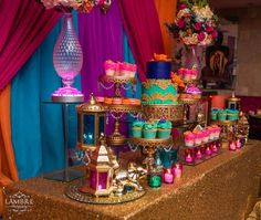 Pinopulent Treasures On Entertaining And Home Decor Throughout Moroccan Party Decorations - Best Home Decor Ideas Aladdin Birthday Party, Aladdin Party, Birthday Parties, Arabian Nights Wedding, Arabian Party, Moroccan Theme Party, India Theme Party, Mehndi Party, Eid Party