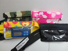Insulin pump cases with clear windows to see your pump or sensor http://www.pumpwearinc.com/pumpshop/index.php?l=product_list&c=4