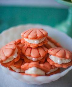 Ariel la petite sirène macarons cool