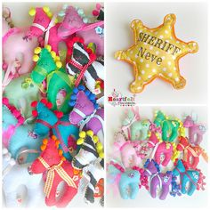 Party Bag Favours for a Cowgirl Party | Flickr - Photo Sharing!