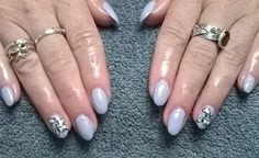 Lilac snoopy-Tia Dartnell's nail creations! our nail technician here at Faith hair and beauty. ❤️