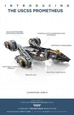The UCSS Prometheus!