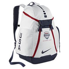 Nike Hoops Elite Max Air 20 Team USA Olympics Basketball Backpack     You  can get additional details at the image link. 30d60db50e872