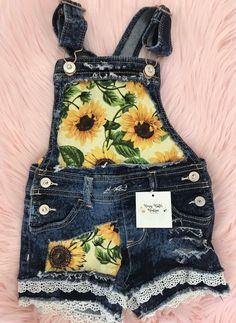 We are a baby boutique offering the most unique handmade items for boys and girls . Each item is made with love and care ! Specializing in overalls , tutu dresses and denim we aspire to dress your Little one in Honey butter from head to toe ! Baby Outfits, Toddler Outfits, Kids Outfits, Cute Outfits, Toddler Girls, Baby Shorts, Baby Leggings, Baby Kids Clothes, Diy Clothes