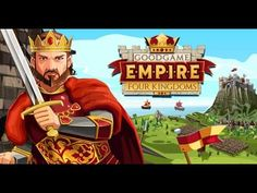 Goodgame Empire  Трейлер НАЧАЛЬНЫЙ Обзор ПРОХОЖДЕНИЕ!, ИГРАТЬ в Goodgame...