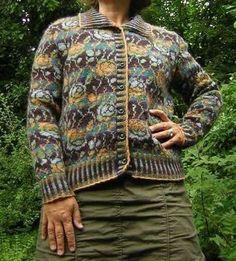 Elegant sweater - lovely photo