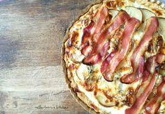 Quiche s hruškami a gorgonzolou | reBarbora's kitchen