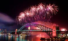 Ein MEGA Highlight ist Silvester in Sydney zu verbringen. Seht hier, welche Events oder Touren ihr nicht verpassen solltet