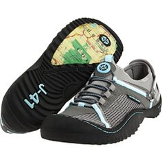 Jeep Trail Rated Shoes!!! Most comfortable shoe I own. Can't wait to take these puppies on the trails on my Honeymoon! :)
