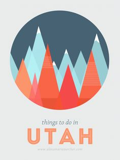 Things to do in Utah