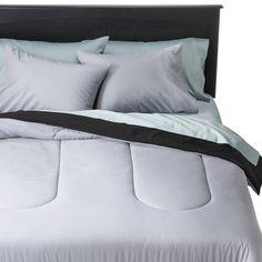 Room Essentials® Reversible Solid Comforter
