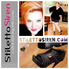 Check out what I wore on Stiletto Siren!