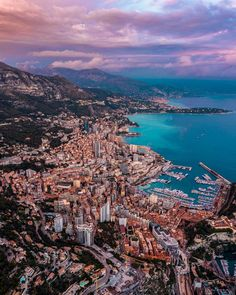 Monaco - Architecture and Urban Living - Modern and Historical Buildings - City Planning - Travel Photography Destinations - Amazing Beautiful Places City Aesthetic, Travel Aesthetic, Montecarlo Monaco, Hallstatt, Madrid, Neuschwanstein, Worldwide Travel, World Cities, Innsbruck