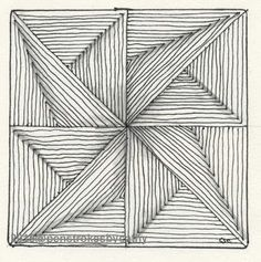 new Ideas for zentangle art dibujos lineas Doodle Art Drawing, Zentangle Drawings, Cool Art Drawings, Mandala Drawing, Pencil Art Drawings, Art Drawings Sketches, Zentangle Patterns, Mandala Art, Easy Drawings