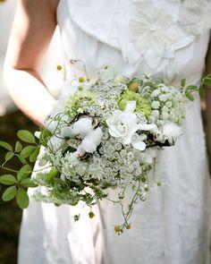 cotton bouquet!