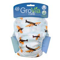 grovia all in one cloth nappy