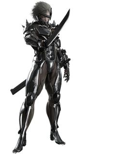 CHARACTERS|METAL GEAR RISING REVENGEANCE OFFICIAL WEBSITE