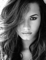 Demi lovato- One of my biggest inspirations. Love her to pieces<3