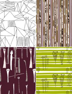 Designs by Lucienne Day
