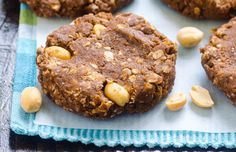 Protein Powder Recipes: No Bake Cookies Recipe