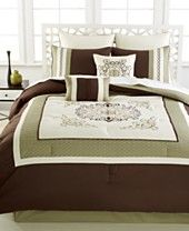 Mozart 8-Pc. Comforter Set