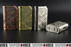 Vapor Joes - Daily Vaping Deals: SMEXY: THE TESLA NANO STEAMPUNK 120W BOX MOD - $47...