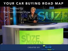 Rules for buying a car, inspired by the Suze Orman Show.  * Top Tips for Buying a Car * Never Lease * Never Use a Loan Longer than 3 Years * Drive Your Car 10+…