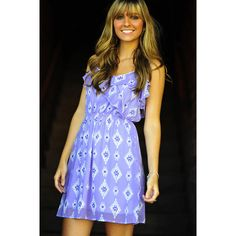 Diamond Craze Dress: Lavender | Hope's ($35.99)