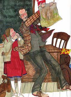 Patricia Polacco - one of my favorite children's book illustrators/authors