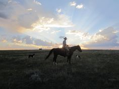 Amazing morning on the Prairie
