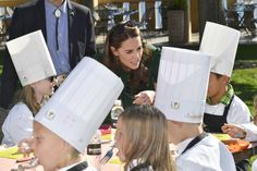 Kate Middleton Photos Photos - Catherine, Duchess of Cambridge attends a Taste of British Columbia community event at Mission Hill Winery on September 27, 2016 in Kelowna, Canada.