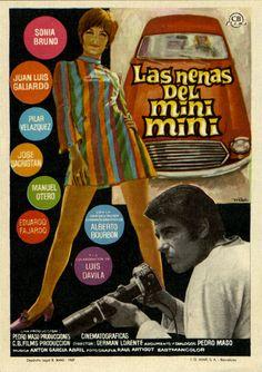 Las nenas del mini-mini (1969)
