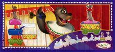 "Stefano dal film ""Madagascar 3"" (2012) targato DreamWorks Animation e Kinder (codice MPGDC217). #Kinder #Madagascar #Madagascar3 #Dreamworks"
