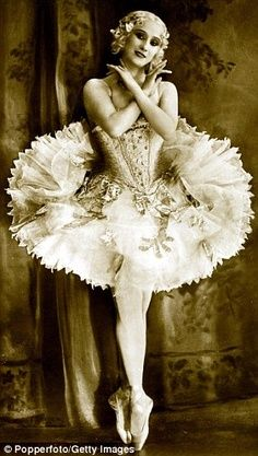 Harry Gordon Selfridge | The REAL Mr. Selfridge - Anna Pavlova, one of Harry's many lovers
