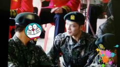 150611 Fan got a sign from her brother who is in the army with Jaejoong  I am working in our school office that Kim Junsu-nim had attended.  As it happens, my older brother is among those who enlisted in the army for the first one month. He was in the same living hall with Kim Jaejoong-nim in the training camp?, and sent a sign that I requestedㅠㅠ I heard he[Jaejoong] really takes cares of other soldiers and has a very good personality!! I'm always thankful to JYJ gallers:D