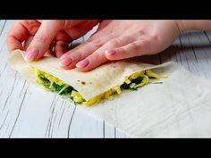 Csupán 3 hozzávaló és az ízletes előétel máris biztosítva!| Cookrate - Magyarország - YouTube Tacos, Brunch, Food And Drink, Mexican, Ethnic Recipes, Food, Flat Bread, 3 Ingredients, Food And Drinks