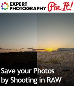 Save your Photos by Shooting in RAW- excellent tutorial about exposing the image twice and using photoshop to combine the images.