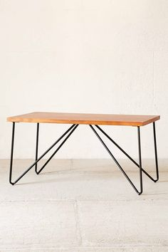 Urban Outfitters sebastian Coffee table $150 on sale