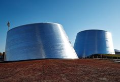 Rio Tinto Alcan Planetarium - Picture gallery