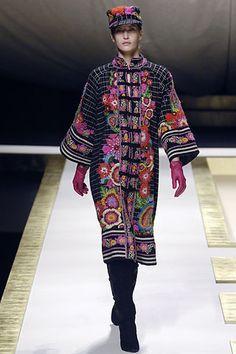 Kenzo Autumn/Winter 2006-7 Ready-To-Wear